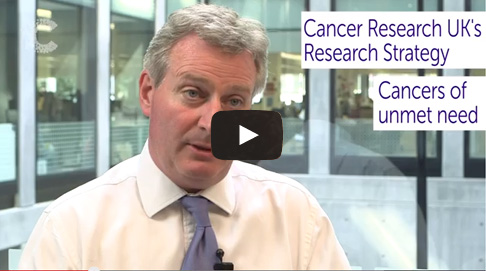 Video of Cancers of unmet need